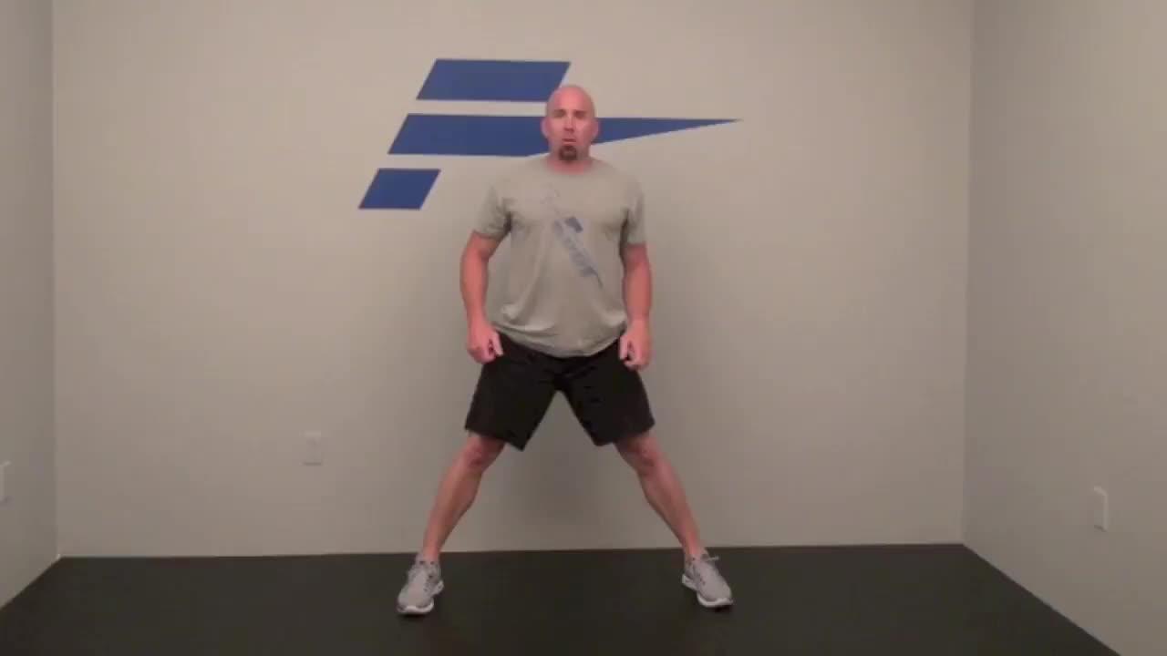 High - Hamstrings/Quads