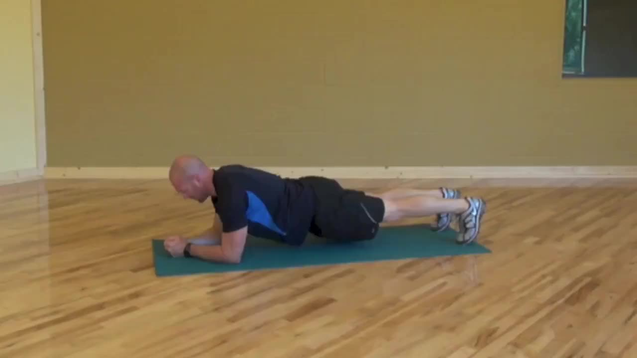 Middle - Hamstrings/Glutes