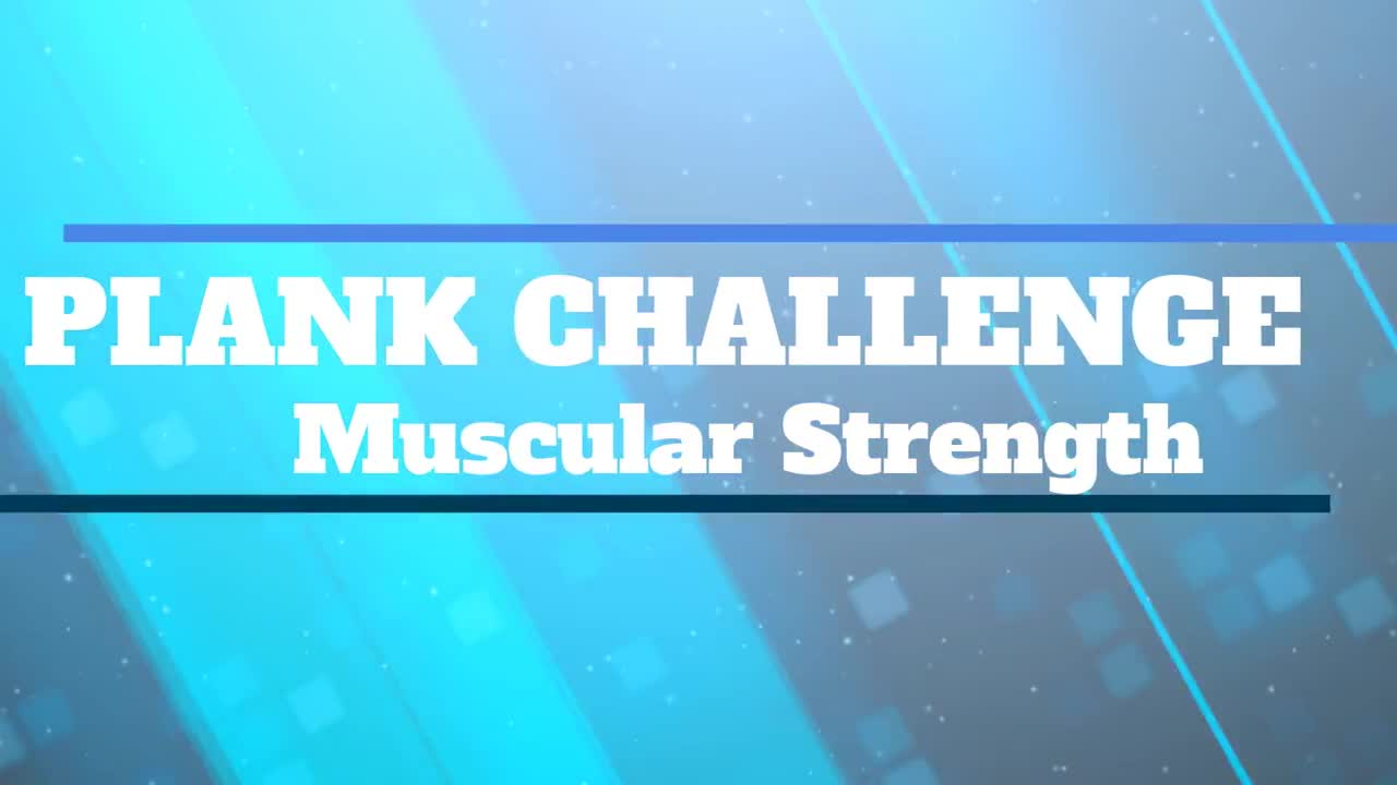 Plank Challenge Introduction